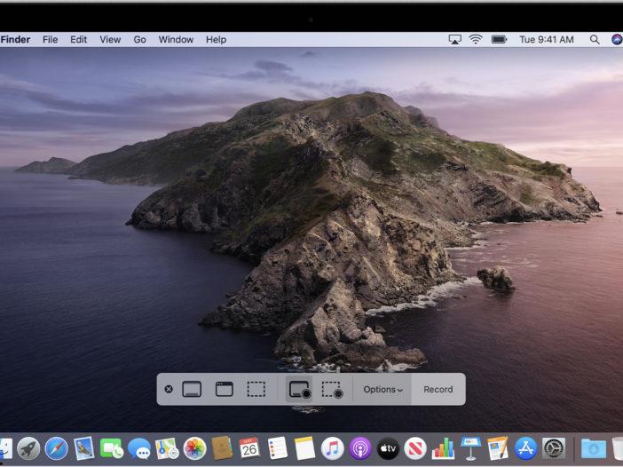 Hoe een opname op een Mac te screenen