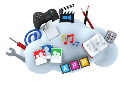 What is application hosting?