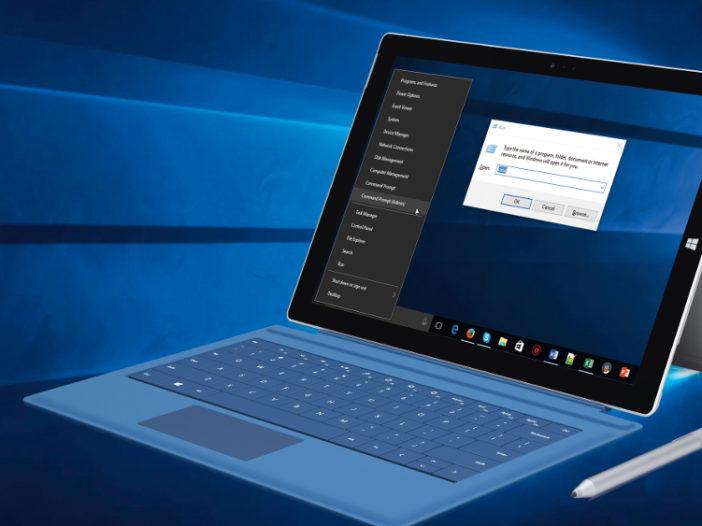 Windows 10-opdrachtregeltrucs