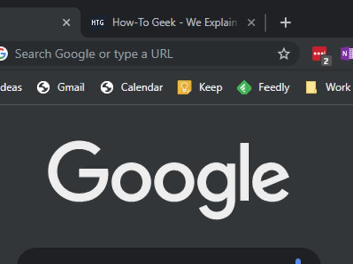 Hoe Chrome Dark Mode te gebruiken