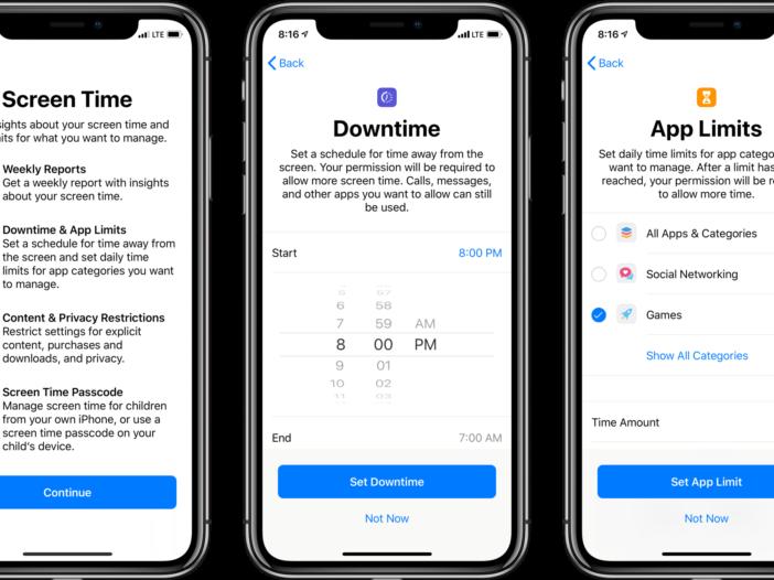 iOS-schermtijd: gebruiksrapporten bekijken, gebruik beperken of het gebruik van kinderen controleren en beperken
