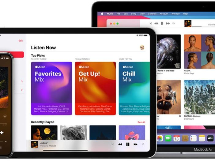 Apple zou in 'komende weken' AirPods 3 en Apple Music HiFi-laag kunnen aankondigen
