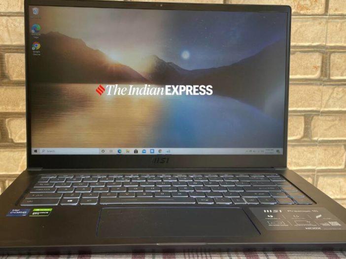 MSI Prestige 15 review: Een dunne en lichte laptop gericht op videomakers