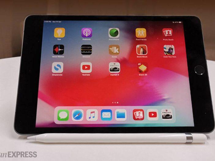 Een nieuwe iPad mini met een geheel nieuwe ontwerptaal zou later dit jaar kunnen worden aangekondigd