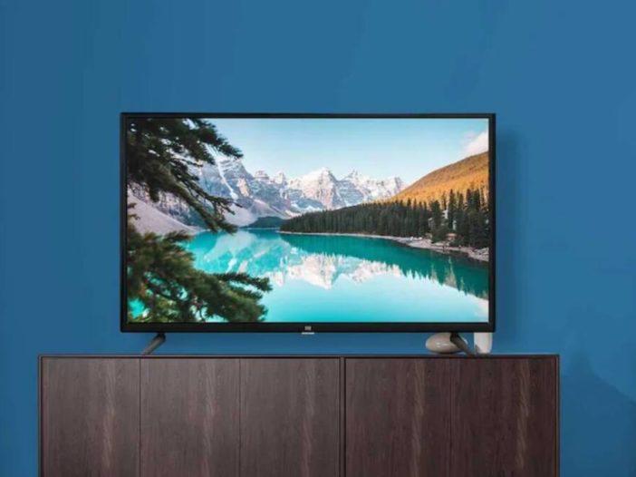 Xiaomi lanceert 32-inch Mi LED TV 4C in India, prijs begint vanaf Rs 15.999