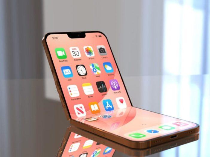 Apple werkt zijn opvouwbare iPhone-patent bij met nieuwe functies